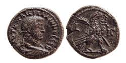 Ancient Coins - EGYPT, Alexandria. Gallienus. AD. 253-268. Æ Tetradrachm.