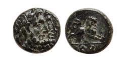 Ancient Coins - PISIDIA, Komana. 1st Century BC. Æ. Lovely strike.