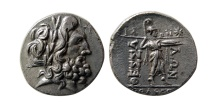 Ancient Coins - THESSALY, Thessalian League. Circa 196-27 BC. AR Stater.