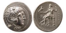 Ancient Coins - SELEUKID KINGS of SYRIA. Seleukos I. 312-280 BC. AR Tetradrachm. Ekbatana. Struck in the name of Alexander III of Macedon,