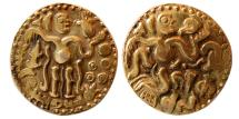 World Coins - SRI LANKA (CEYLON). Period of the Chola Invasion. Circa 990-1070. AV Kahavanu.