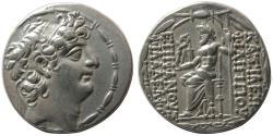 Ancient Coins - SELEUKID KINGS. Philip I Philadelphos. Circa 95/4-76/5 BC. AR Tetradrachm.