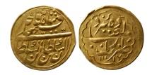 World Coins - PERSIA, QAJAR DYNASTY. Fath Ali Shah. 1212-1250 H. Gold Toman. Yazd mint, 1217 H. Scarce.