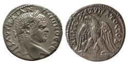 Ancient Coins - SYRIA, Antioch. Caracalla. 198-217 AD. BI Tetradrachm. Antiochia ad Orontem.