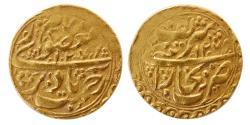 World Coins - RUSSIAN-TURKISTAN. BUKHARA. temp. Nasrullah. 1242-1277 H. Gold Tilla.