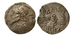 Ancient Coins - ELYMIAS KINGS. Kamnaskires V. Circa 54/3-33/2 BC. AR Tetradrachm.  Unpublished. Extremely Rare.
