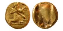 Ancient Coins - ACHAEMENID EMPIRE. temp. Xerxes II to Artaxerxes II. Circa 420-375 BC. AV Daric.