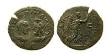 Ancient Coins - MOESIA INFERIOR, Odessus. Gordian III. A.D. 238-244. Æ Pentassarion.