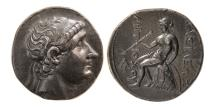 Ancient Coins - SELEUKID KINGS. Antiochos I Soter. 281-261 BC. AR Tetradrachm. Seleukeia on the Tigris.