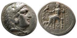 Ancient Coins - SELEUKID KINGS. Seleukos I. 312-280 BC. AR Tetradrachm. Ekbatana mint.