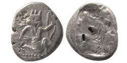 Ancient Coins - ACHAEMENID Empire. Time of Artaxerxes I to Xerxes II, circa 455-420 BC. AR Siglos.