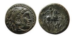 Ancient Coins - KINGS of MACEDON. Philip III Arrhidaios. 323-317 BC. Æ Unit