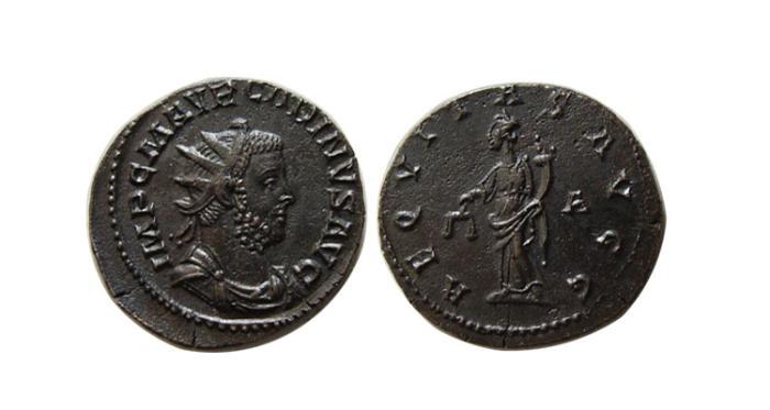 Ancient Coins - ROMAN EMPIRE. Carinus. 283-285 AD. AE Antoninianus