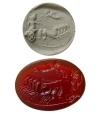 Ancient Coins - ROMAN REPUBLIC, Stamp Seal. Ca. 1st century BC. Very Rare.