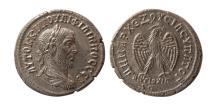 Ancient Coins - SYRIA, Seleucis and Pieria. Antioch. Philip II. 247-249 AD. BL Tetradrachm. Antioch mint.