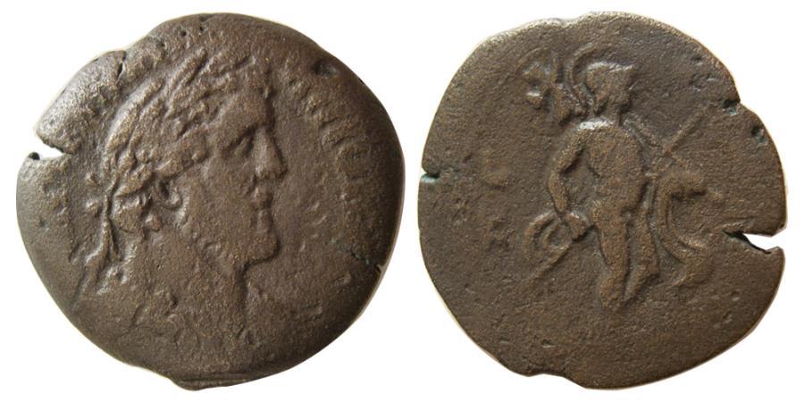 Ancient Coins - EGYPT, Alexandria. Antoninus Pius. 138-161 AD. Æ Drachm.