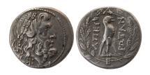 Ancient Coins - EPEIROS, Epirote Republic. Circa 198-168 BC. AR Drachm.