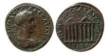 Ancient Coins - CILICIA, Anazarbus. Severus Alexander. 222-235 AD. Æ 30mm. Lovely strike. Rare.