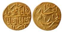 Ancient Coins - QAJAR DYNASTY. Fath Ali Shah. 1212-1250 AH.(1797-1834). Gold Toman. Shiraz mint, 1221 AH. Rare.