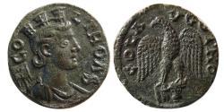 Ancient Coins - TROAS, Alexandria Troas. Pseudo-autonomous issue. Circa mid 3rd century AD. Æ.