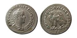 Ancient Coins - SYRIA, Seleucis and Pieria. Philip II. AD. 247-249. BI Tetradrachm. FDC.