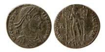 Ancient Coins - ROMAN EMPIRE. Constantius II. AD 337-361. Æ Centenionalis.