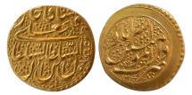 Ancient Coins - QAJAR DYNASTY. Fath Ali Shah. (1797-1834). Gold Toman. Astarabad mint. Rare. From The Sunrise Collection.