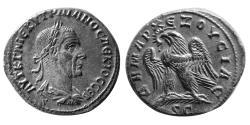 Ancient Coins - SYRIA, Seleucis & Pieria. Antioch. Trajan Decius. 249-251 AD. Billon Tetradrachm.