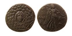 Ancient Coins - PONTOS, Amisos. Time of Mithradates VI Eupator. Ca. 85-65 BC. Æ.