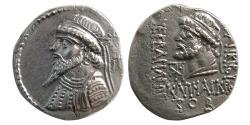 Ancient Coins - KINGS of ELYMIAS. Kamnaskires V. Circa 54/3-33/2 BC. AR Tetradrachm. Dated 272 SE = 41/40 BC.