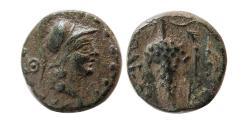 Ancient Coins - CILICIA, Soloi. Ca. 100-30 B.C. Æ.