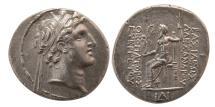 Ancient Coins - SELEUKID KINGS, Alexander I Balas. 150-145 BC. AR Tetradrachm. Antioch mint.
