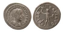 Ancient Coins - ROMAN EMPIRE. Gordian III. 238-244 AD. AR Denarius.