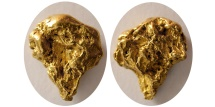Ancient Coins - AUSTRALIAN GOLD NUGGET. Natural beauty from Australia.