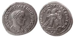 Ancient Coins - SYRIA. Seleucis and Pieria. Philip I. AD. 244-249. AR Tetradrachm. Lovely strike.