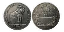 World Coins - SWITZERLAND. Vaud. 1810. 20 Batzen.