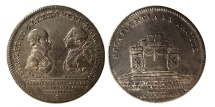 World Coins - GERMAN STATES-Brandenburg-Ansbach. 1769. Silver Taler. Lovely strike.