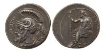 Ancient Coins - CILICIA, Tarsos. Pharnabazos. 380-374/3 BC. Silver Stater.