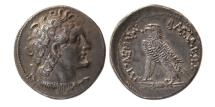 Ancient Coins - PTOLEMAIC KINGS of EGYPT. Ptolemy V Epiphanes. 205-180 BC. AR Tetradrachm.