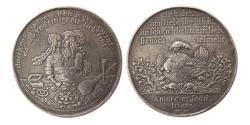 World Coins - GERMAN STATES. Bremen. 1638-1650. Silver Medallion. Rare.