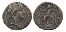 Ancient Coins - SYRIA, Seleukis and Pieria. Laodicea ad Mare. 78/7-17/6 BC. AR Tetradrachm.
