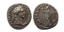 Ancient Coins - ROMAN EMPIRE. Domitian. 81-96 AD. AR Denarius.