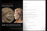 """Ancient Coins - Andreas Pangerl's """"400 Years of Hellenistic Portraits"""". Published 2020 in Munich, Germany."""