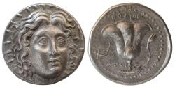 Ancient Coins - CARIAN ISLANDS. Rhodes. Ca. 230-205 BC. AR Tetradrachm.