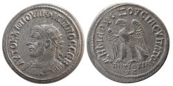 Ancient Coins - SYRIA, Seleucis and Pieria. Antioch. Philip I, AD. 244-249. Billon Tetradrachm.