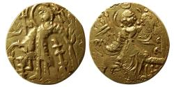INDIA, Kidarites. Kidara. 385-440 AD. Gold dinar.