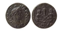 Ancient Coins - IONIA, Ephesus. Severus Alexander. AD 222-235. Æ 17mm. Rare.