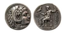 SELEUCID KINGDOM. Antiochus I Soter. 281-261 BC. AR Tetradrachm.  Susa mint. Lovely strike.