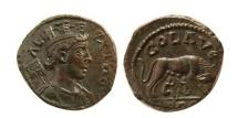 Ancient Coins - TROAS, Alexandria. Pseudo-autonomous. Ca. 3rd century AD. AE 22mm.