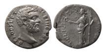 Ancient Coins - ROMAN EMPIRE. Clodius Albinus. AD. 195-197. AR Denarius.
